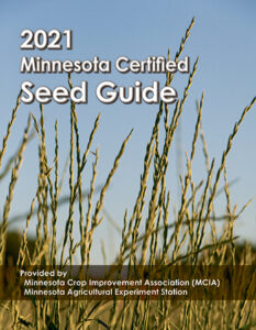 2021 Minnesota Certified Seed Guide
